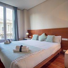 Отель Habitat Apartments Paseo de Gracia Suite Испания, Барселона - отзывы, цены и фото номеров - забронировать отель Habitat Apartments Paseo de Gracia Suite онлайн комната для гостей фото 3