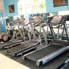 Kayriott Hotel & Suites фитнесс-зал