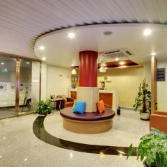 Отель Unima Grand интерьер отеля