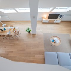 Апартаменты Sweet Inn Apartments - Petit Sablon Брюссель спа