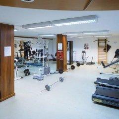 Отель Borsodchem Венгрия, Силвашварад - 1 отзыв об отеле, цены и фото номеров - забронировать отель Borsodchem онлайн фитнесс-зал фото 3