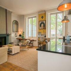 Отель FG Property - Notting Hill, Basing Street Великобритания, Лондон - отзывы, цены и фото номеров - забронировать отель FG Property - Notting Hill, Basing Street онлайн комната для гостей фото 3