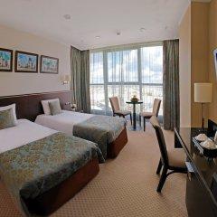 Гостиница Ривьера комната для гостей фото 11