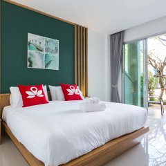 Отель ZEN Rooms Takua Thung Road Таиланд, Пхукет - отзывы, цены и фото номеров - забронировать отель ZEN Rooms Takua Thung Road онлайн комната для гостей