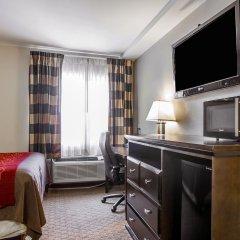 Отель Comfort Inn Monterey Park Монтерей-Парк удобства в номере