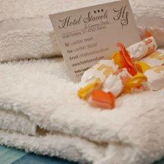 Hotel Staccoli ванная