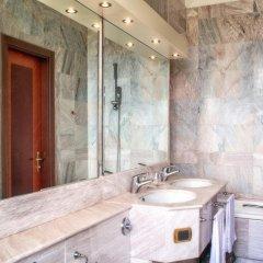 Отель Internazionale Terme Италия, Абано-Терме - отзывы, цены и фото номеров - забронировать отель Internazionale Terme онлайн ванная