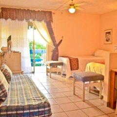 Отель Garden Beach Studios at Montego Bay Club Ямайка, Монтего-Бей - отзывы, цены и фото номеров - забронировать отель Garden Beach Studios at Montego Bay Club онлайн комната для гостей фото 4