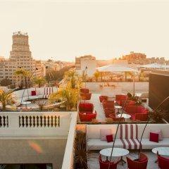 Отель Almanac Barcelona Барселона балкон