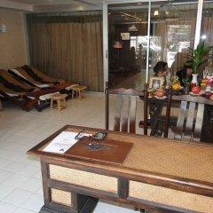 Отель Wellness Residence Бангкок питание