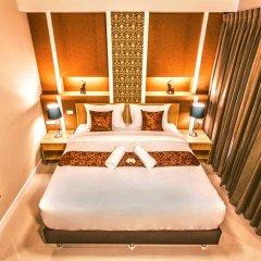 Отель The Aim Sathorn Hotel Таиланд, Бангкок - отзывы, цены и фото номеров - забронировать отель The Aim Sathorn Hotel онлайн комната для гостей фото 5