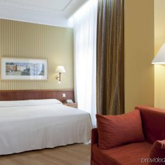 Отель NH Collection Madrid Gran Vía Испания, Мадрид - 1 отзыв об отеле, цены и фото номеров - забронировать отель NH Collection Madrid Gran Vía онлайн комната для гостей фото 5