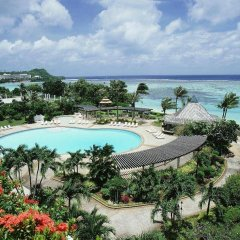 Отель Pacific Star Resort And Spa Тамунинг пляж