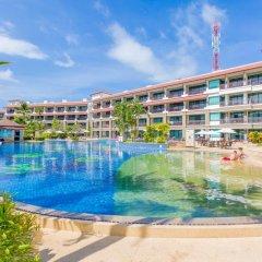 Отель Alpina Phuket Nalina Resort & Spa бассейн фото 3