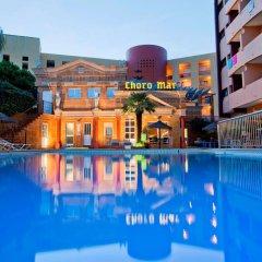 Отель ChoroMar Португалия, Албуфейра - отзывы, цены и фото номеров - забронировать отель ChoroMar онлайн бассейн фото 2
