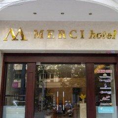 Merci Hotel интерьер отеля фото 3