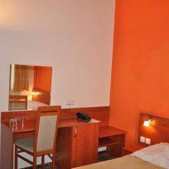 Отель City Central De Luxe Чехия, Прага - 5 отзывов об отеле, цены и фото номеров - забронировать отель City Central De Luxe онлайн удобства в номере фото 2
