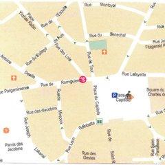 Отель Le Grand Balcon Hotel Франция, Тулуза - отзывы, цены и фото номеров - забронировать отель Le Grand Balcon Hotel онлайн городской автобус