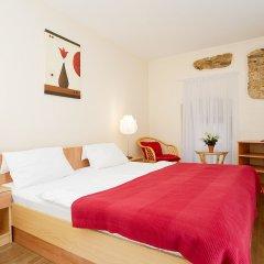 Отель Stary Pivovar Чехия, Прага - 11 отзывов об отеле, цены и фото номеров - забронировать отель Stary Pivovar онлайн комната для гостей фото 3