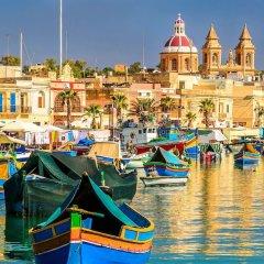 Отель Modern Penthouse in the Heart of Saint Julian's Мальта, Сан Джулианс - отзывы, цены и фото номеров - забронировать отель Modern Penthouse in the Heart of Saint Julian's онлайн фото 19