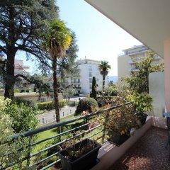 Отель Nice Booking - Le Parc Terrasse Colline Франция, Ницца - отзывы, цены и фото номеров - забронировать отель Nice Booking - Le Parc Terrasse Colline онлайн балкон