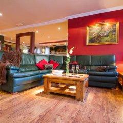 Gran Chalet Hotel & Petit Spa комната для гостей фото 5