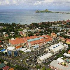 Отель Coco Palm пляж