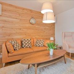 Апартаменты Imperial Apartments - Capitan Сопот комната для гостей фото 3