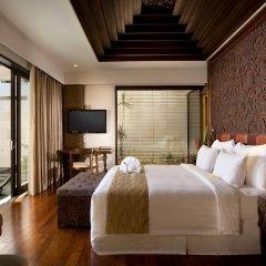 Отель The Seminyak Beach Resort & Spa комната для гостей
