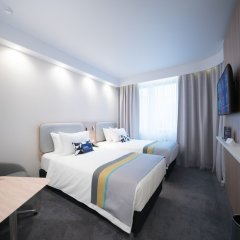Гостиница Holiday Inn Express Moscow - Baumanskaya комната для гостей фото 3