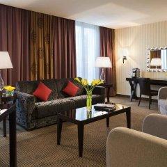 Отель Crowne Plaza Paris Republique комната для гостей фото 3