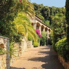 Отель Villa Loucisa Франция, Ницца - отзывы, цены и фото номеров - забронировать отель Villa Loucisa онлайн приотельная территория