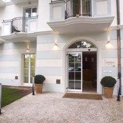 Отель Accademia Италия, Римини - 1 отзыв об отеле, цены и фото номеров - забронировать отель Accademia онлайн вид на фасад