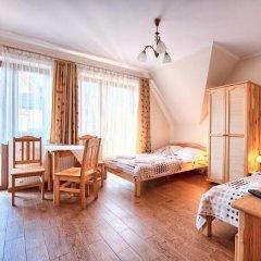 Отель VISITzakopane City Apartments Польша, Закопане - отзывы, цены и фото номеров - забронировать отель VISITzakopane City Apartments онлайн комната для гостей фото 5