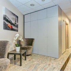 Отель 3City Hostel Польша, Гданьск - 5 отзывов об отеле, цены и фото номеров - забронировать отель 3City Hostel онлайн интерьер отеля