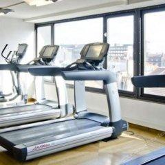 Отель NH Brussels Bloom фитнесс-зал фото 3