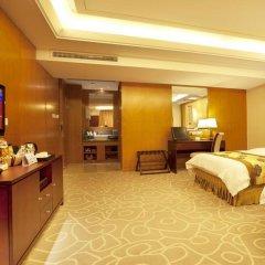 Suzhou Grand Garden hotel интерьер отеля