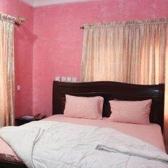 Отель Emrosy Hotels Нигерия, Уйо - отзывы, цены и фото номеров - забронировать отель Emrosy Hotels онлайн комната для гостей фото 4