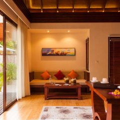 Отель Furaveri Island Resort & Spa Мальдивы, Медупару - отзывы, цены и фото номеров - забронировать отель Furaveri Island Resort & Spa онлайн комната для гостей фото 5