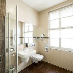 Отель Aparthotel Am Schloss Германия, Дрезден - отзывы, цены и фото номеров - забронировать отель Aparthotel Am Schloss онлайн ванная