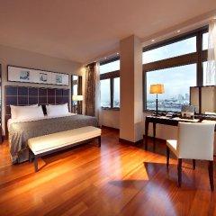 Отель Eurostars Grand Marina 5* Стандартный номер с различными типами кроватей фото 22