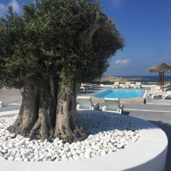 Отель Oia Sunset Villas Греция, Остров Санторини - отзывы, цены и фото номеров - забронировать отель Oia Sunset Villas онлайн пляж фото 2