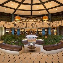 Отель Ocean Riviera Paradise Плая-дель-Кармен интерьер отеля
