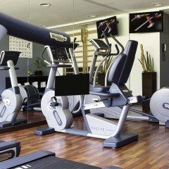 Отель Mercure Porto Gaia Вила-Нова-ди-Гая фитнесс-зал