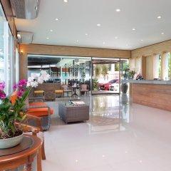 Отель Chabana Resort Пхукет гостиничный бар
