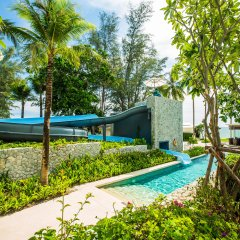 Отель Outrigger Laguna Phuket Beach Resort бассейн