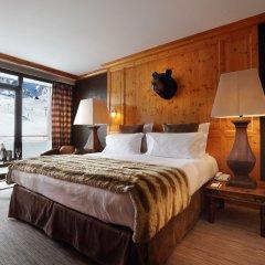 Отель Alpes Hôtel du Pralong комната для гостей фото 4