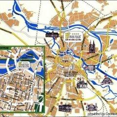 Отель HP Park Plaza Wroclaw Польша, Вроцлав - отзывы, цены и фото номеров - забронировать отель HP Park Plaza Wroclaw онлайн городской автобус