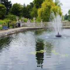 Отель Central Park Великобритания, Лондон - 1 отзыв об отеле, цены и фото номеров - забронировать отель Central Park онлайн приотельная территория