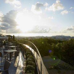 Agora Fukuoka Hilltop Hotel & Spa Фукуока приотельная территория